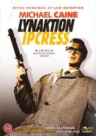 The Ipcress File - Danish DVD cover (xs thumbnail)
