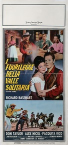 Tierra brutal - Italian Movie Poster (xs thumbnail)