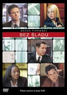 """""""Without a Trace"""" - Polish DVD cover (xs thumbnail)"""