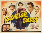 Bachelor Daddy - Movie Poster (xs thumbnail)