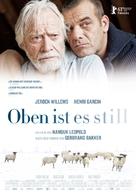 Boven is het stil - German Movie Poster (xs thumbnail)