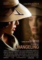 Changeling - Swedish Movie Poster (xs thumbnail)