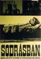 Sodrásban - Hungarian Movie Poster (xs thumbnail)