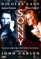 Sonny - Italian Movie Cover (xs thumbnail)