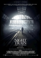 Night Train to Lisbon - Portuguese Movie Poster (xs thumbnail)