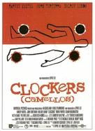 Clockers - Spanish Movie Poster (xs thumbnail)