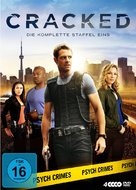 """""""Cracked"""" - German DVD movie cover (xs thumbnail)"""