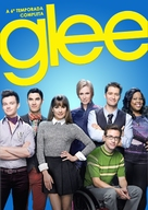"""Glee"" - Brazilian Movie Cover (xs thumbnail)"