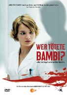 Qui a tué Bambi? - German DVD cover (xs thumbnail)
