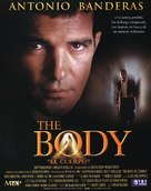 The Body - Spanish Movie Poster (xs thumbnail)
