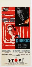 The Naked Edge - Italian Movie Poster (xs thumbnail)