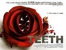 Teeth - British Movie Poster (xs thumbnail)