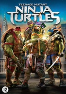 Teenage Mutant Ninja Turtles - Dutch DVD movie cover (xs thumbnail)