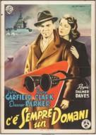 Pride of the Marines - Italian Movie Poster (xs thumbnail)