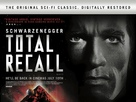 Total Recall - British Movie Poster (xs thumbnail)