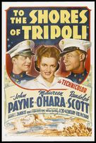 To the Shores of Tripoli - Movie Poster (xs thumbnail)