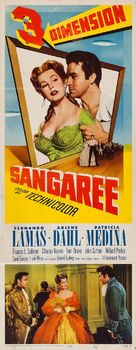 Sangaree - Movie Poster (xs thumbnail)