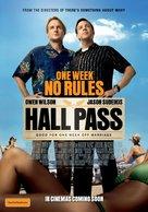 Hall Pass - Australian Movie Poster (xs thumbnail)