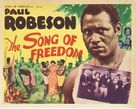 Song of Freedom - Movie Poster (xs thumbnail)