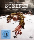 Cross of Iron - German Blu-Ray cover (xs thumbnail)