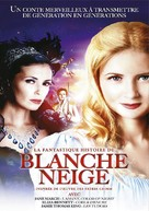 Grimm's Snow White - French DVD cover (xs thumbnail)