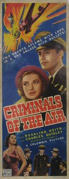 Criminals of the Air - Movie Poster (xs thumbnail)
