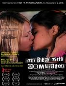 Itty Bitty Titty Committee - Movie Poster (xs thumbnail)