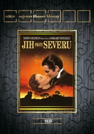 Gone with the Wind - Czech DVD cover (xs thumbnail)