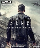 """Section zéro"" - French Blu-Ray movie cover (xs thumbnail)"