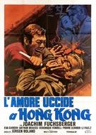 Das Mädchen von Hongkong - Italian Movie Poster (xs thumbnail)
