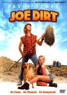 Joe Dirt - DVD cover (xs thumbnail)