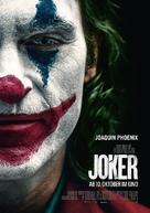 Joker - German Movie Poster (xs thumbnail)