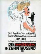 Pocketful of Miracles - German Movie Poster (xs thumbnail)