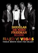 Last Vegas - Czech Movie Poster (xs thumbnail)