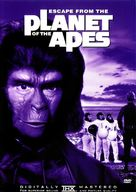 Escape from the Planet of the Apes - DVD cover (xs thumbnail)