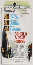 Behold a Pale Horse - Movie Poster (xs thumbnail)
