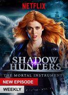 """""""Shadowhunters"""" - British Movie Poster (xs thumbnail)"""