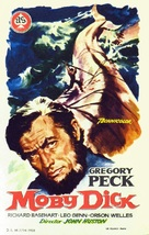 Moby Dick - Spanish Movie Poster (xs thumbnail)