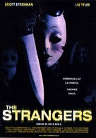 The Strangers - French DVD cover (xs thumbnail)