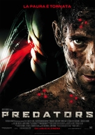 Predators - Italian Movie Poster (xs thumbnail)