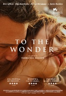 To the Wonder - Spanish Movie Poster (xs thumbnail)
