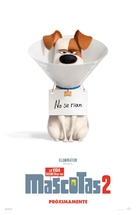 The Secret Life of Pets 2 - Colombian Movie Poster (xs thumbnail)