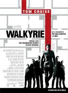 Valkyrie - French Movie Poster (xs thumbnail)