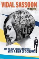Vidal Sassoon: The Movie - DVD cover (xs thumbnail)