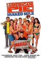 American Pie Presents: The Naked Mile - DVD movie cover (xs thumbnail)