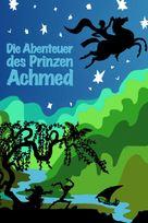 Abenteuer des Prinzen Achmed, Die - German Movie Poster (xs thumbnail)