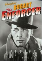 The Enforcer - DVD cover (xs thumbnail)