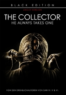 The Collector - German DVD cover (xs thumbnail)