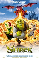 Shrek - Argentinian Movie Poster (xs thumbnail)