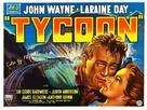 Tycoon - British Movie Poster (xs thumbnail)